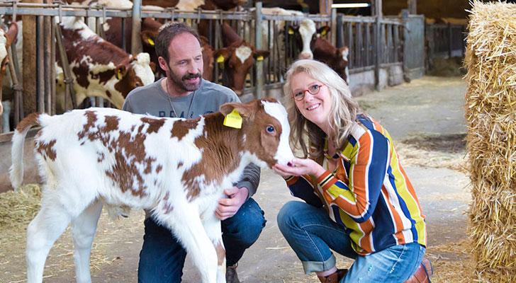 Boer Jan: 'Tijdens Expeditie Robinson runde Ineke de hele boerderij'
