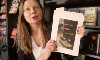 Vriendin leest met Ella Mae: Moeders lichaam doorJoris van Casteren