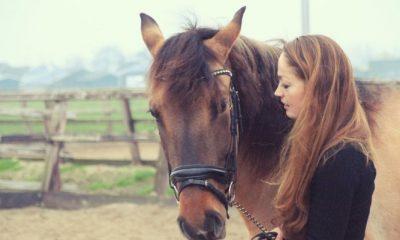 Elisabeth: 'Ik zou eerder nog mijn huis wegdoen dan mijn paard'
