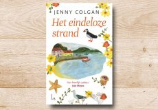 Win 5x het boek Het eindeloze strand van Jenny Colgan