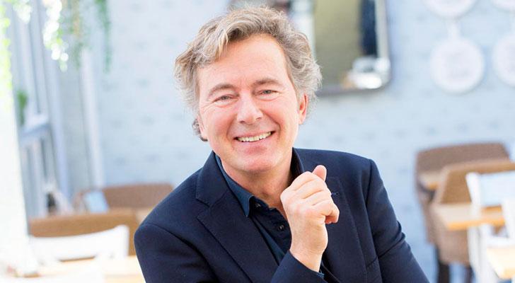 Familiediner-presentator Bert van Leeuwen: 'Zelf ben ik eigenlijk best slecht in ruziemaken'
