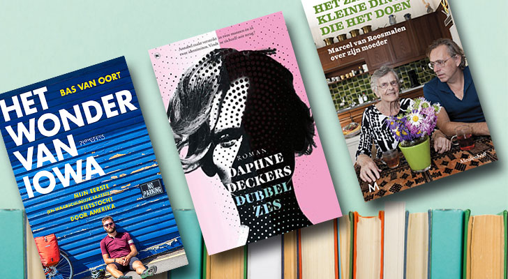 Vriendin leest met Ella Mae: deze nieuwe Nederlandse boeken wil je lezen