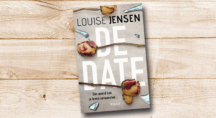 Win 5x het boek De Date van Louise Jensen
