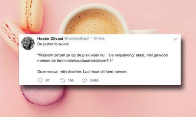Dit zijn de allergrappigste tweets van journaliste en moeder Hester Zitvast