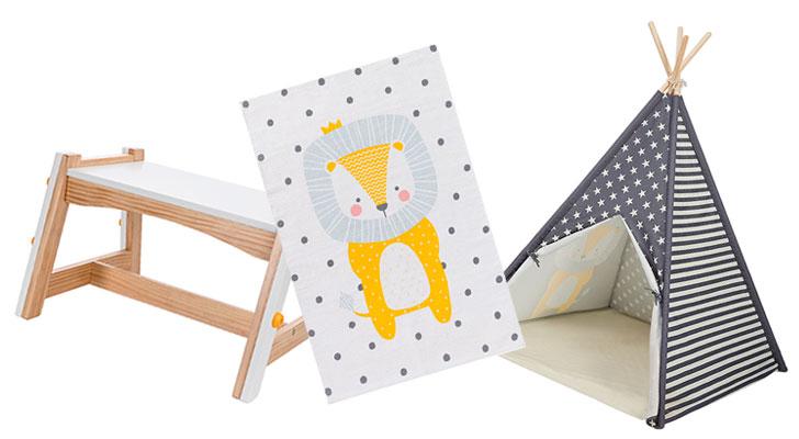 Lidl verkoopt vanaf morgen kinderkamer accessoires voor een mooie prijs