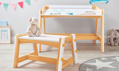Deze creatieve kindertafel bestel je vanaf morgen bij Lidl