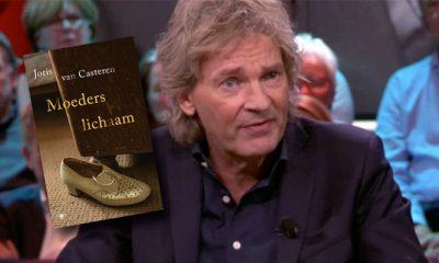 Piet van der Molen vertelt in DWDD waarom hij z'n overleden moeder in huis hield