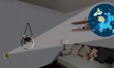 Hier koop je dit te schattige projectienachtlamp voor maar € 3,49