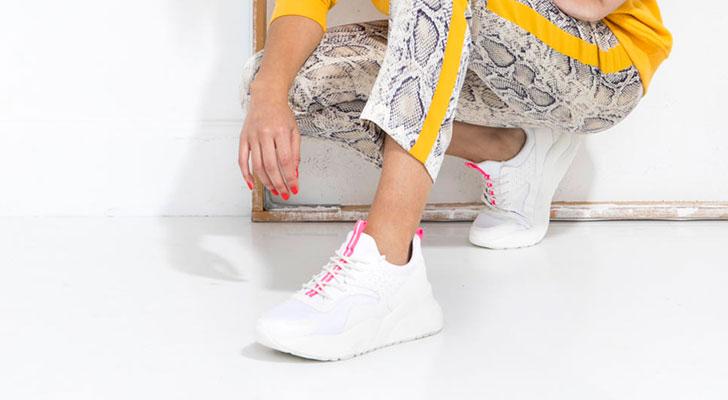 De leukste chunky sneakers onder de € 90,-