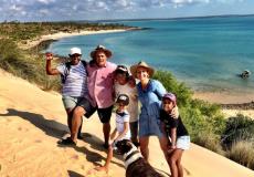 Vanavond op tv: Floortje reist naar een verlaten eilandje bij Australië