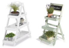 Lentekriebels! Maak je tuin of balkon gezellig met deze plantentrap