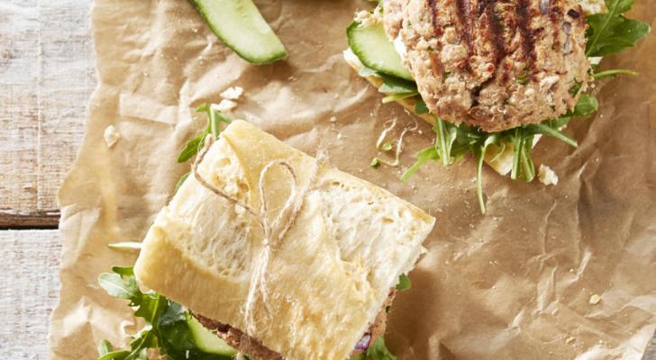 Recept voor een broodje tonijnburger