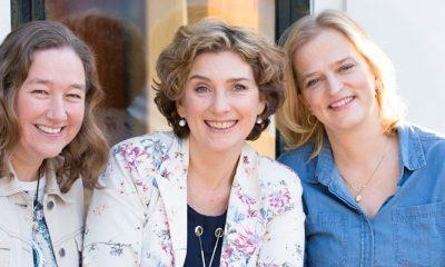 Vriendinnen Nienke, Charlotte en Sandra hebben alle drie een kind met autisme