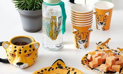 Cheetah party: met deze items organiseer je het stoerste kinderpartijtje