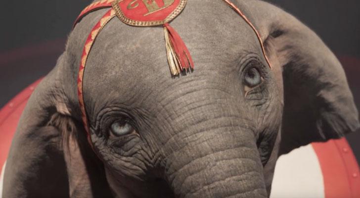 Nieuwe beelden van live-action film Dumbo: wauw!
