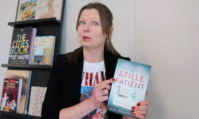 Vriendin leest met Ella Mae: De stille patiënt door Alex Michaelides