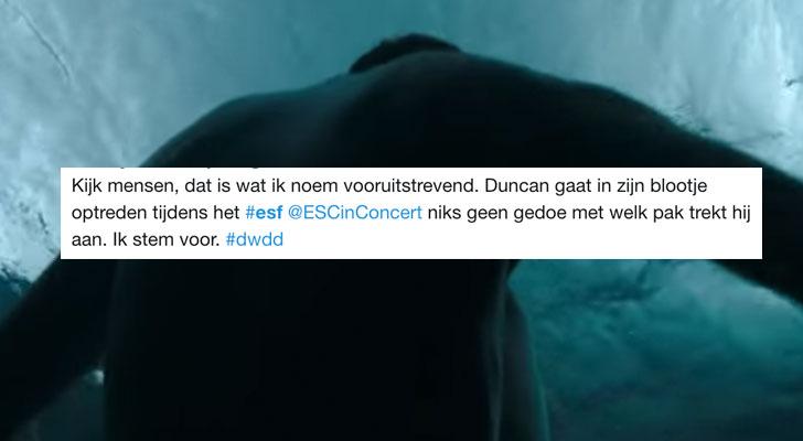Duncan Laurence naar Eurovisie Songfestival: dit vindt Twitterend Nederland van zijn liedje