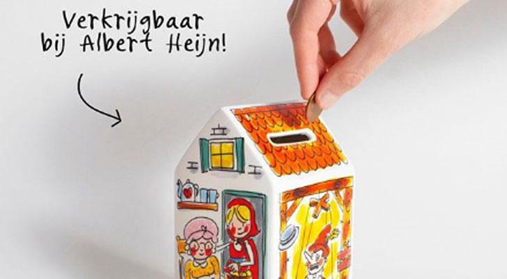 Whoehoe! Servies van Blond Amsterdam Efteling in de bonus AH
