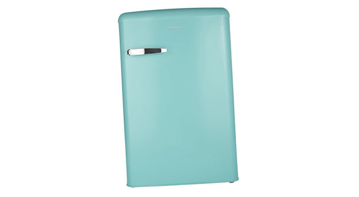 Ook de blauwe koelkast van Lidl met 50% in jouw keuken