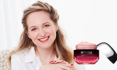 Lezeres Joantien mocht anti-aging dagcrème van Biotherm testen