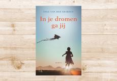 Win 5x het boek 'In je dromen ga jij' door Inge van der Krabben