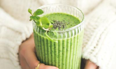 Groene thee, maar dan (heel) anders: 2 recepten met matcha