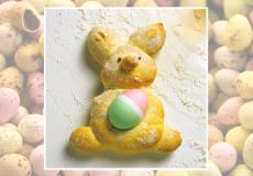 Leuk voor de paasbrunch: zo maak je deze schattige paashaasbroodjes