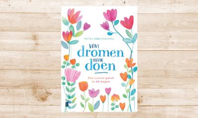 Win 10x het boek Van dromen naar doen door Petra van Dreumel