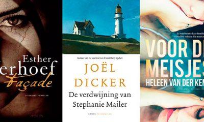 Deze nieuwe boeken kun je lezen in april