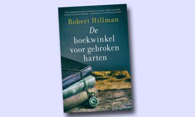 Maak 10x kans op roman De boekwinkel voor gebroken harten