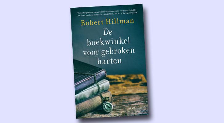 10x Open Boekenplanken : Maak kans op roman de boekwinkel voor gebroken harten