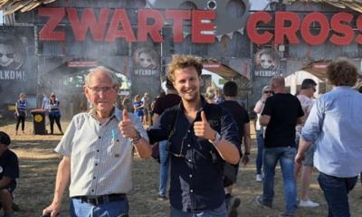 Mooi om te zien: Tim helpt zijn opa met het vervullen van zijn bucketlist