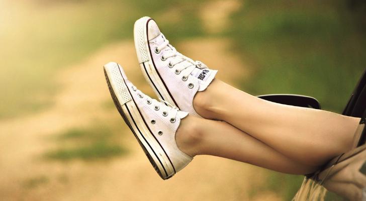 converse schoenen wasmachine