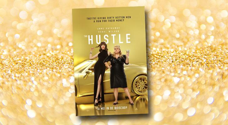 Win 5x 2 tickets voor hilarische film The Hustle