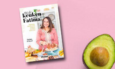 Maak 10x kans op het boek Uit de keuken van Fatima
