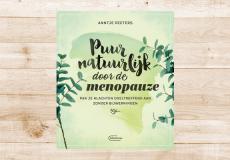 Win 3x het boek 'Puur natuurlijk door de menopauze'