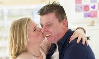 Ellen: 'Ik werd verliefd terwijl ikrouwde om mijn man'