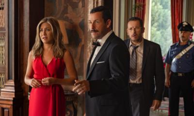 De hilarische film Murder Mystery met Jennifer Aniston staat nu op Netflix