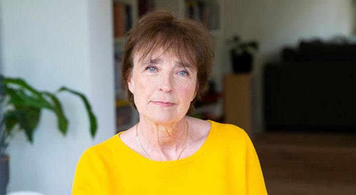 Clairy Polak schreef een roman over alzheimer: 'Mijn man ontkende zijn ziekte langer dan ik'