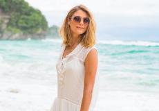 Modeshoot op Bali: dit zijn de mooiste strandlooks voor de zomer