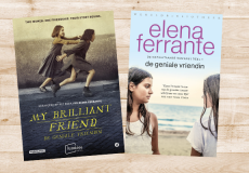 Win 3x het boek en de dvd van My brilliant friend (t.w.v. € 48,-)