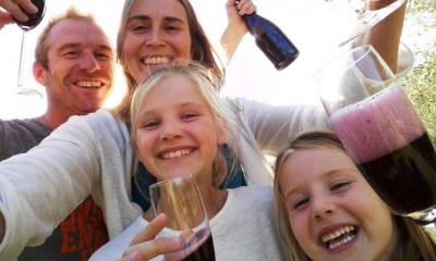 Klaartje en haar gezin verhuisden naar Italië