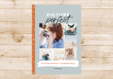 Win 5x het boek Picture Perfect door Iep Bergsma