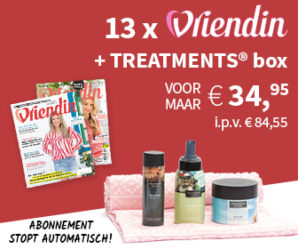 13x Vriendin + TREATMENTS® box