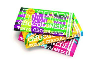 Dit zijn de nieuwe limited editions smaken van Tony's Chocolonely