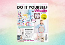 Binnenkort in de winkel: de Vriendin Do It Yourself-special