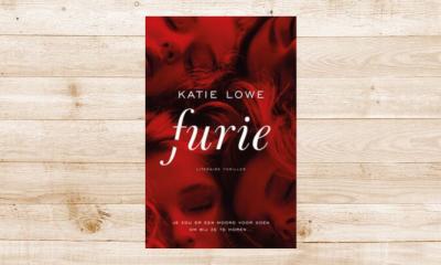 Win 5x het boek Furie van Katie Lowe (t.w.v. € 20,99)