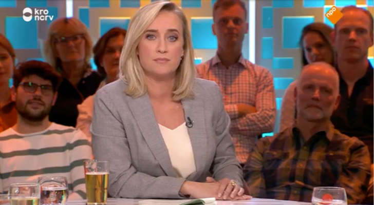 Eva Jinek stapt over naar RTL