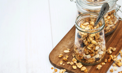 5x (gezonde) granola bars