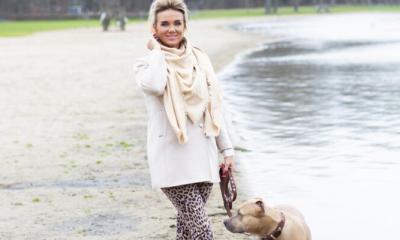Monique Westenberg is gék op dieren: 'Als kind lag ik al in de hondenmand'